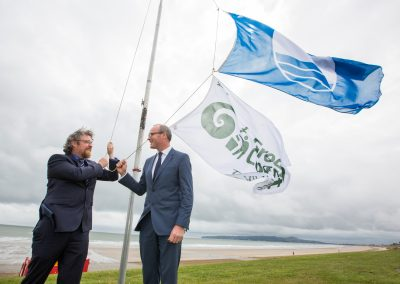 Blue Flag and Green Coast Awards Minister Coveney-1
