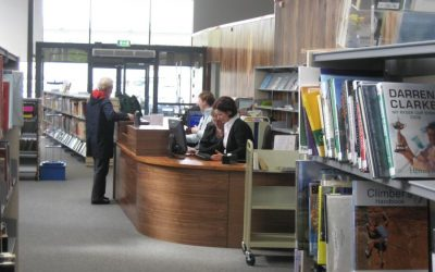 CORK LIBRARIES TO RECEIVE A MAJOR INVESTMENT