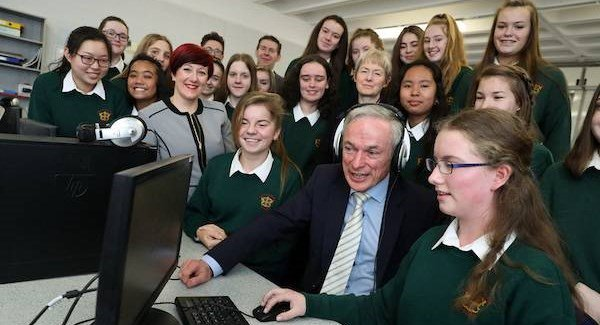 Cork schools receive funding for Computer Science and PE