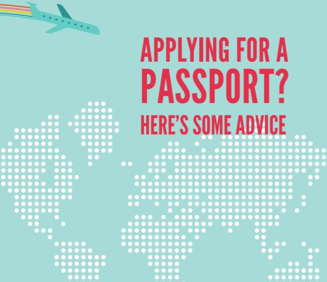 Save time, Renew your Passport online