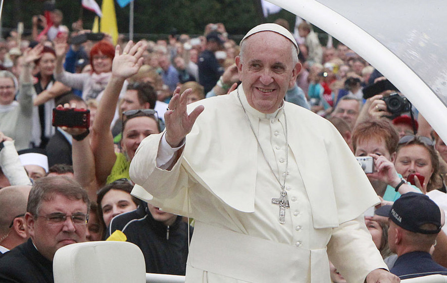 Visit of Pope Francis to Ireland, August 2018