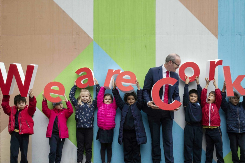 """Tanaiste Coveney Launches """"We are Cork"""" Initiative"""