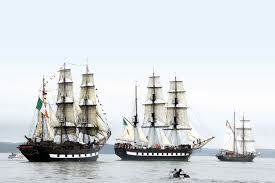 Minister Simon Coveney Invites Young people in Cork to avail of Tall Ship sailing experience